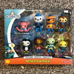 Octonauts figure set